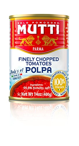Mutti Polpa feinstes Tomatenfruchtfleisch, 100% Italienisch, 400g