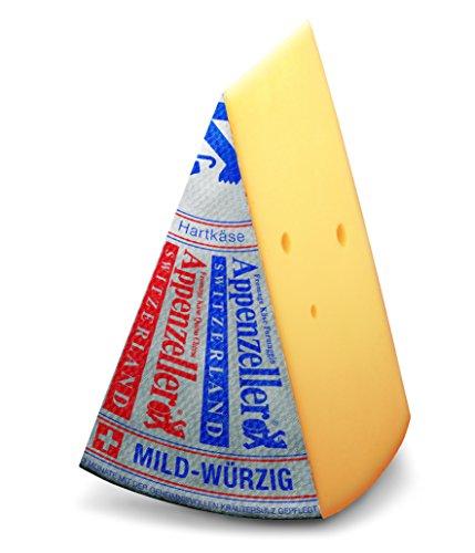 Appenzeller Käse mild-würzig Swiss (classic) AOC (ca.300g Stück)