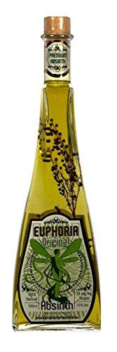 Euphoria Absinthe Original | 70% abv, 35mg/kg thujone, 100% natural (0.5 l)