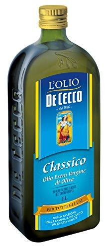 oel Olivenoel extra vergine Classico De Cecco 1L flasche