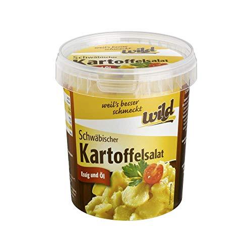 Wild - Schwäbischer Kartoffelsalat mit Essig und Öl, 750 g Becher