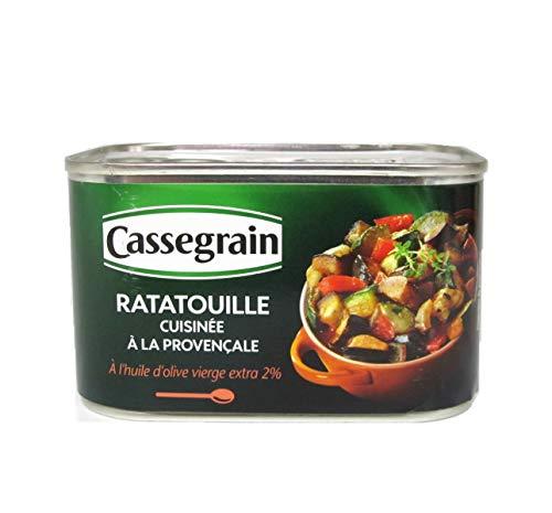 Cassegrain Ratatouille Provencal mit 2% extra natives Olivenöl 380 g