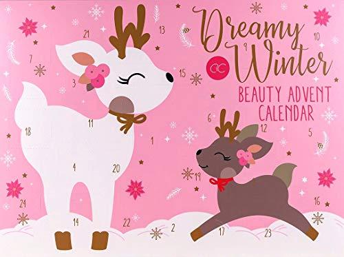 Accentra Adventskalender Dreamy Winter Für Mädchen Mit 24 Bade-, Körperpflege Und Accessoires...
