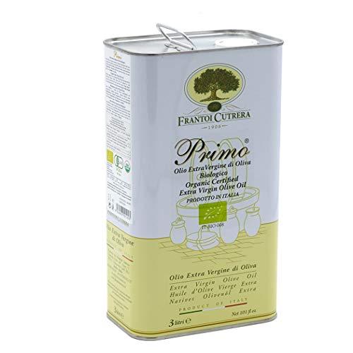 Biologisches Natives Olivenöl Primo Cutrera 3 lt
