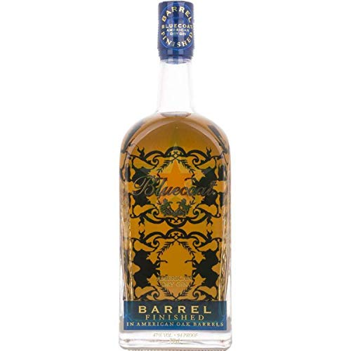 Bluecoat American Dry Gin BARREL Finished Gin (1 x 0.7 l)