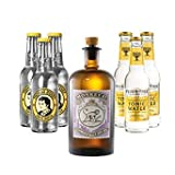 Monkey 47 Gin (1 x 0.5 l) mit Thomas Henry Tonic (3 x 0.2 l) und Fever Tree Tonic (3 x 0.2 l) inc....