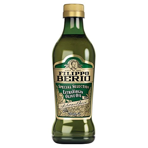 Filippo Berio Natives Olivenöl Extra Special Selection (750 ml) - Packung mit 2