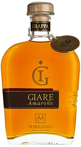 Marzadro Grappa Le Giare Amarone Distilleria, 1er Pack (1 x 700 ml)
