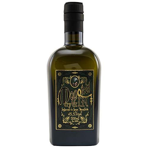 Monokel Dry Gin   milder, kräftiger Wacholderschnaps   aus 28 einheimischen Kräutern mit feiner...