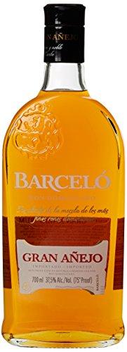 Barcelo Ron Gran Anejo  Rum (1 x 0.7 l)