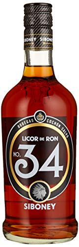 Siboney Ron 34 Licor de Ron (1 x 0.7 l)