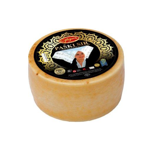 ORIGINAL PAGER KÄSE PASKI SIR SCHAFSKÄSE Kroatischer Käse WOLRD CHEESE AWARD GOLD 700 Gramm