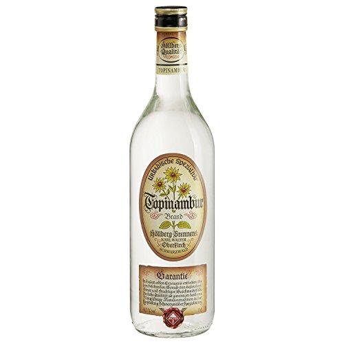 Original Topinambur Höllberg 40% vol, (1 x 1 Liter) edler Brand ohne Aromastoffe   Premium Brand  ...