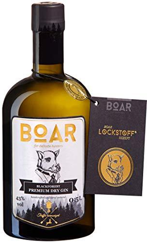 Boar Blackforest Premium Dry Gin / Gin des Jahres (ISW2019) / höchstprämierter Gin der Welt /...
