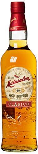 Matusalem-Siboney Management Solera 10 Rum (1 x 0.7 l)