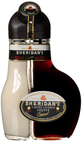Sheridan's Coffee layered Kaffeelikör, 500ml