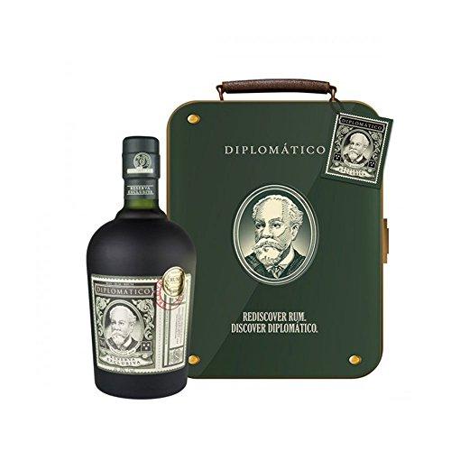 Botucal - Diplomatico Reserva Exclusiva Rum Suitcase Diplomatenkoffer (1 x 0.7 l) Geschenkverpackung