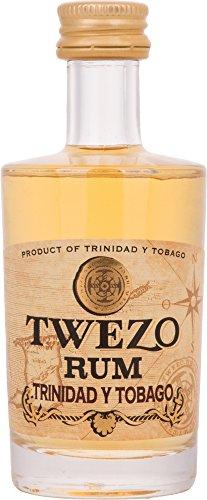 Twezo Rum Trinidad Y Tobago  (1 x 0.05 l)