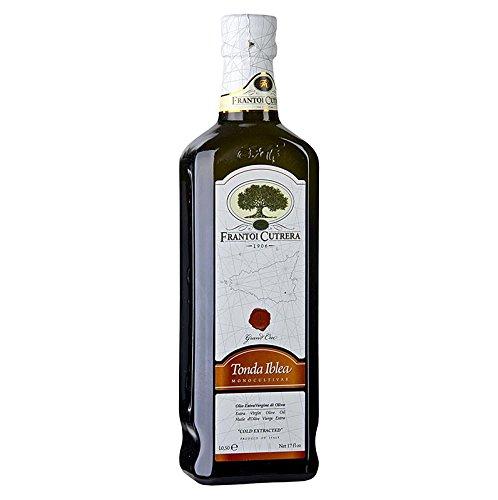 Natives Olivenöl Extra, Frantoi Cutrera 'Grand Cru', 100% Tonda Iblea, 500ml.