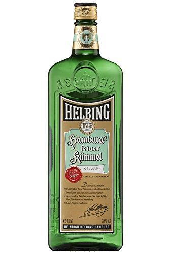Helbing Kümmel - Hamburgs feiner Kümmel Schnaps seit 1836 - Trinkt man eiskalt, pur oder mit...