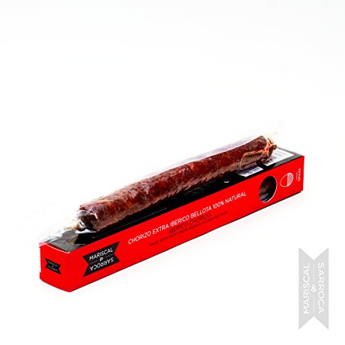 Mariscal & Sarroca Iberischer Chorizo extra 'Vela' ('Wurst') aus Eichelmastschweinen100% natürlich...