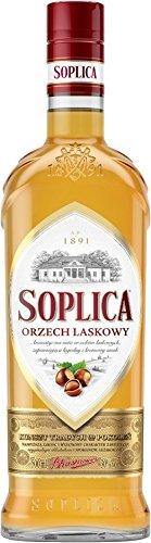 Soplica Haselnuss Orzech Laskowy aus Polen (1 x 0.5 l)