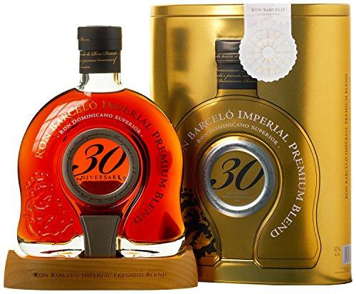 Barcelo Ron Imperial 30 Aniversario Premium Blend Rum, 1er Pack (1 x 700 ml)
