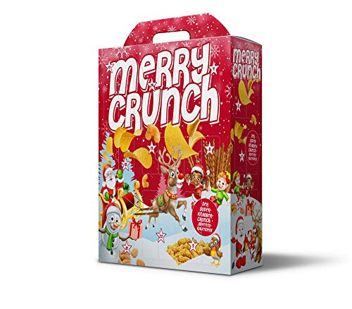Chips Adventskalender 'Merry Crunch'
