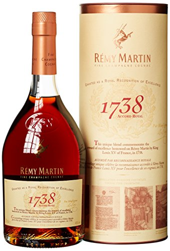 Remy Martin 1738 Accord Royal Cognac (1 x 0.7 l)