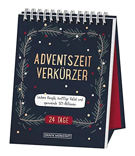 Adventszeitverkürzer 'DIY': Adventskalender