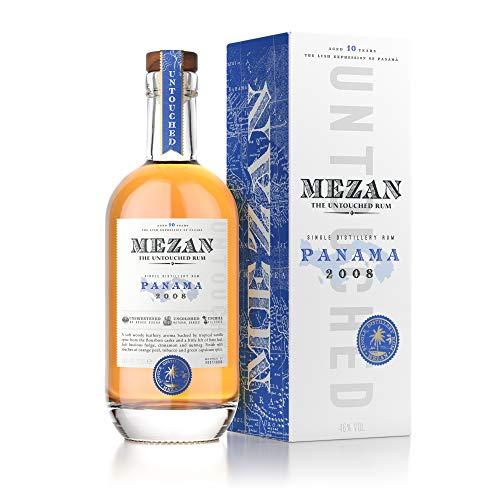 Mezan Single Distillery PANAMA 2008 Rum, 0.7 l