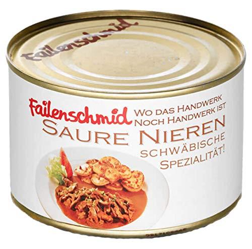 Saure Nieren – Saure Nierle sind eine Schwäbische Spezialität – servierfertiger 3er Pack (3...