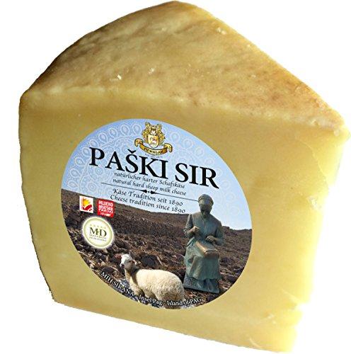 PAGER KÄSE - PAŠKI SIR Schafskäse min 300g Laktosefrei - veredelt mit dem Meersalz aus der Saline...