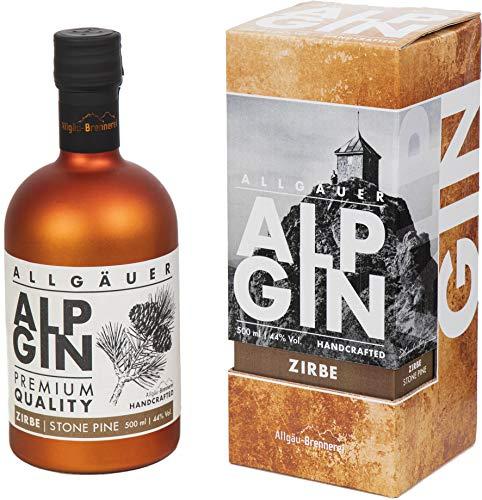 AlpGin'Zirbe - Gin aus dem Allgäu 44% Vol. 500 ml