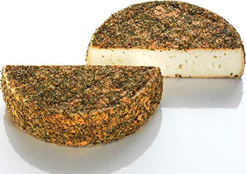 Käse aus der Theke Bio Allgäuer Ziegenkäse Kräuter 45% (6 x 200 gr)