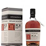 Diplomatico Single Barbet Rum / Distillery Collection / 70cl