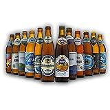 Bayrisches Bier-Geschenk-Set in Bierbox (12x0,5l Bier aus Bayern) | Ein Mix aus verschiedenen...