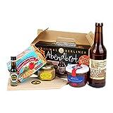 Orijinal Berliner 120016 Lunchbox - ,,Abendbrot' Geschenkset, bunt, 7-teilig (1 Set)
