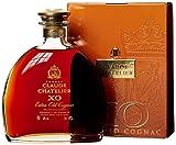 Claude Chatelier XO Extra Old mit Geschenkverpackung  Cognac (1 x 0.7 l)