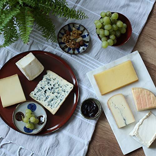 okäse Käseplatte Probierpaket - Nur das Beste, 7 verschiedene Sorten Käse | Präsentkorb |...