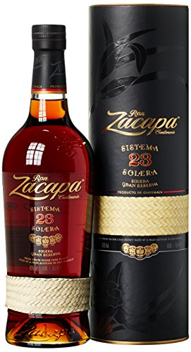 Ron Zacapa 23 Centenario Sistema Solera Rum – Süß-fruchtiger Rum – Ideale Spirituose als...