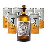 Monkey 47 Gin (1 x 0.5 l) mit 1724 Tonic Water (6 x 0.2 l)