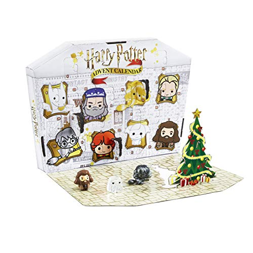 "Ooshies HS78650 ""Harry Potter""-Adventskalender, mit Sammelfiguren, Minifiguren für Kinder ab 5..."