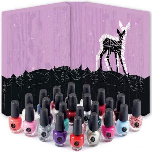 Cosmelux Nail Polish Surpris'Limited Edition' Selina Haas Nagellack Adventskalender 24 tlg