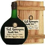 Marie Duffau Vieil Armagnac Récolte 1942 Jahrgangs-Armagnac 0,7l in Holzkiste