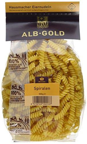 AlbGold Spiralen (1 x 500 g Packung)
