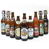 Probierpaket 'Bayerische Bierspezialitäten' (9 Flaschen / 5,4% vol.)