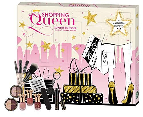Shopping Queen Beauty-Adventskalender - Der offizielle Kalender für alle Fans der VOX Styling-Doku,...