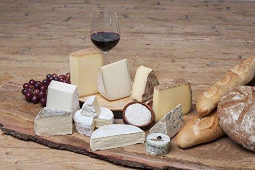 Käseplatte 'Feiner Französischer Käse - Grande Sélection'