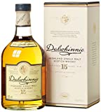 Dalwhinnie Highland Single Malt Scotch Whisky – 15 Jahre gereift – Aromen von Heidekraut und...